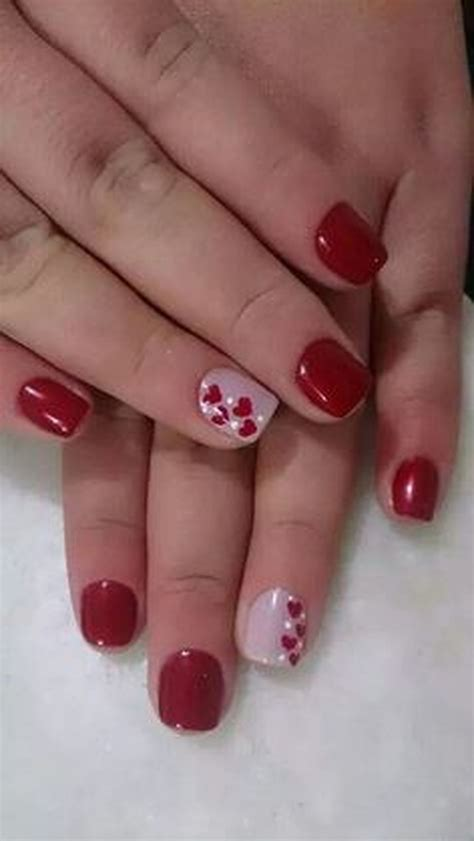 45,385 likes · 180 talking about this. Lovely valentine nails design ideas 15 - Fashion Best