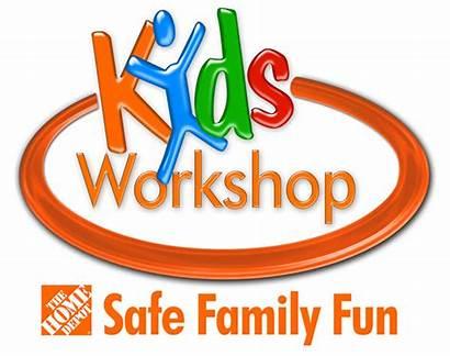 Depot Workshop Clip Workshops Kid Project Build