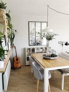 impressionnant salle a manger style scandinave avec the With meuble de salle a manger avec deco vintage scandinave