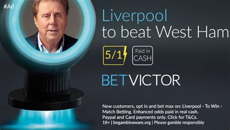 Liverpool vs West Ham special - Get 5/1 Liverpool to beat ...