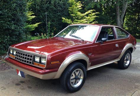 Amc Eagle Sx4 For Sale by 1981 Amc Eagle Sx 4 Dl50 For Sale In Jonesboro
