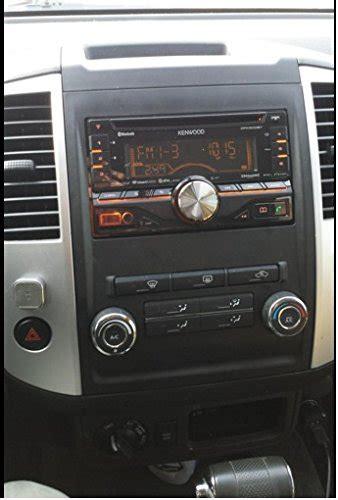 nissan frontier xterra   aftermarket radio stereo