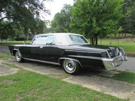 Find Used 1965 Chrysler Imperial 2 Door Hardtop Crown