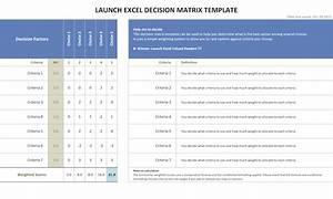 decision matrix download page launch excel With decision matrix template free download