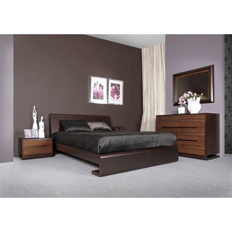 chambre adulte bois tacapa lit 140 ou 160 chevet 2