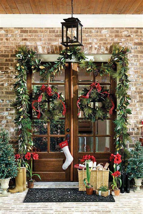 quiet cornerchristmas front door decorations quiet corner