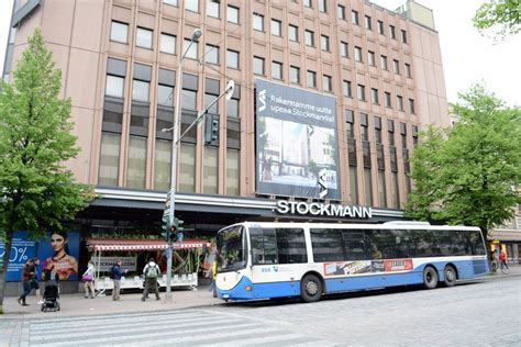 Stockmann profits plunge by nearly 90% | Yle Uutiset | yle.fi
