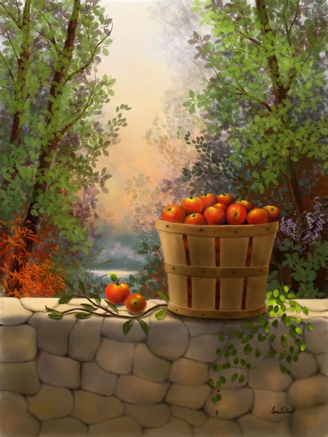 fine art prints  sale apple harvest artsyhome