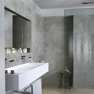 Carrelage Imitation Bois Salle De Bain : carrelage imitation bois salle de bain 1 sol salle de bains carrelage carreaux de ciment ~ Melissatoandfro.com Idées de Décoration