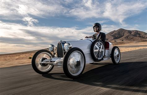 Its uprated motor delivers a much more proper 13bhp. Just in Time for the Holidays - Bugatti Baby II Arrives in North America