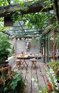 Terrassenüberdachung Günstig Selber Bauen : die besten 25 berdachung terrasse ideen auf pinterest terrasse berdachung dachterrasse ~ Markanthonyermac.com Haus und Dekorationen