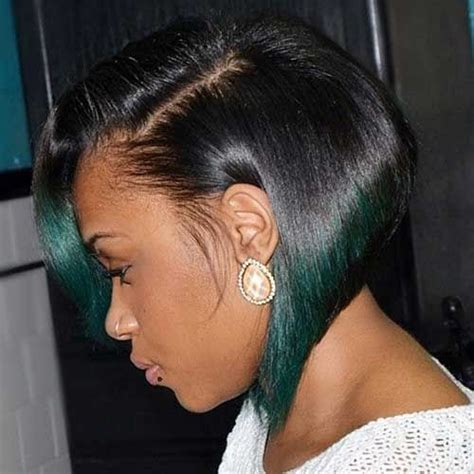 Black N Hairstyles by 55 Swaggy Bob Hairstyles Black Will Wearing