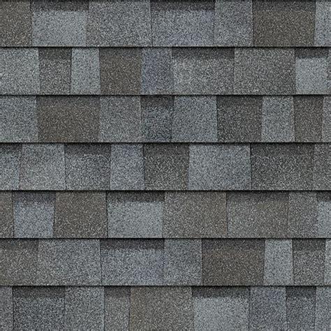 Owens Corning Quarry Gray Shingles