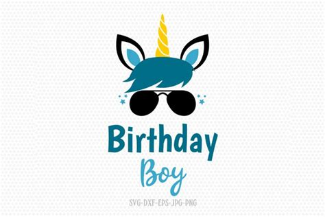 unicorn birthday svg  images  svg files