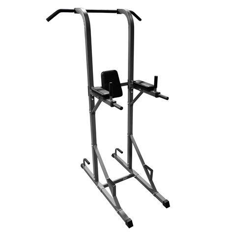 Chin Up Dip Bars For Home Xmark Power Tower With Dip Station And Pull Up Bar Xm 4434