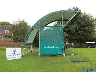 Hton Bay Umbrella Cover by Casterton Golf Club Footgolf Casterton