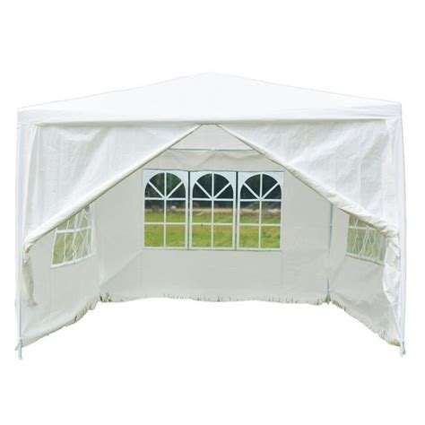 ztdm wedding party tent  outdoor white canopy screen sun shelters houses gazebos heavy