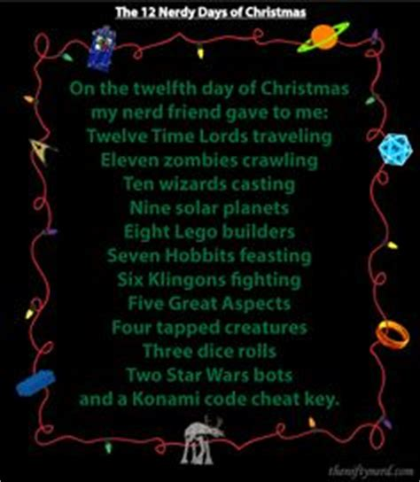 1000+ Images About A Very Geeky Christmas On Pinterest