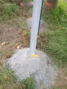 Poteau Beton Cloture Bricomarche : poteau b ton sur borne 5 messages ~ Dailycaller-alerts.com Idées de Décoration