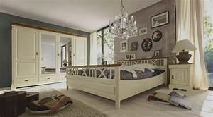 Komplettes Schlafzimmer Kaufen : komplettes schlafzimmer weiss 4teilig komplett holz kiefer ~ Watch28wear.com Haus und Dekorationen