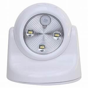 Led Spot Mit Bewegungsmelder : ritter leuchten led spot 1 w bewegungsmelder ip44 bauhaus ~ Orissabook.com Haus und Dekorationen