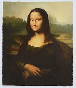 Mona Lisa - Reproduction Oil Paintings | Commission An Oil ...