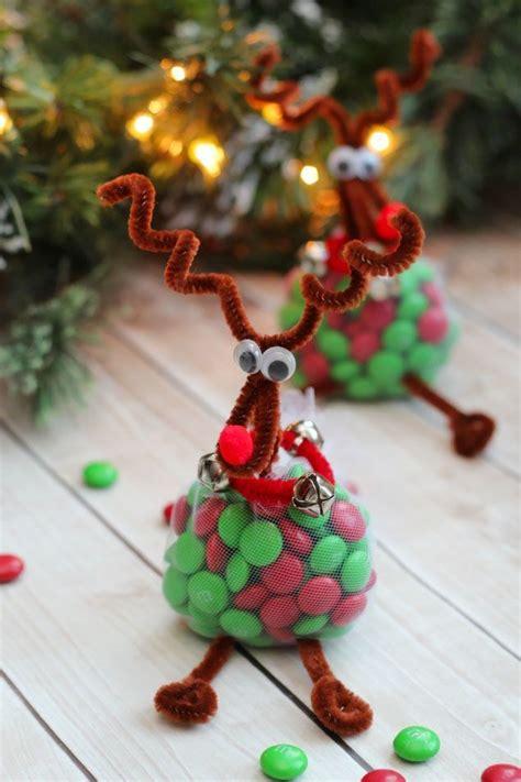 reindeer treats christmas craft easy christmas