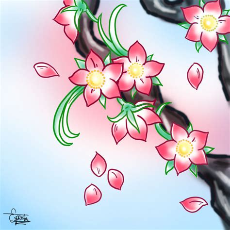 japanese flowers images japanese flowers drawings www imgkid com the image kid has it