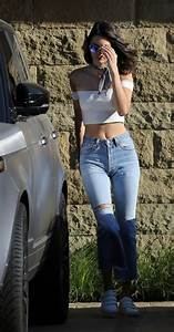 Kendall Jenner in RE/DONE|Leviu0026#39;s Jeans - Denimology