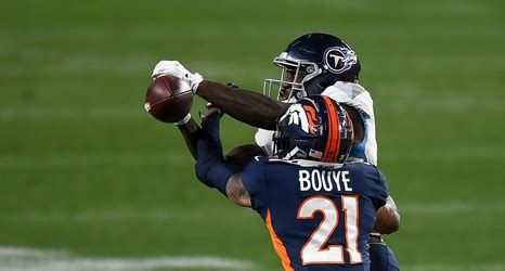 Broncos vs. Steelers Wednesday injury update: A.J. Bouye ...