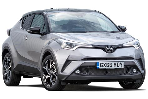 Toyota C-hr Suv 2019 Practicality & Boot Space