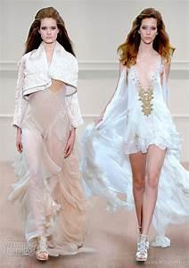 julien macdonald fall 2011 spring 2011 collections With julien macdonald wedding dress