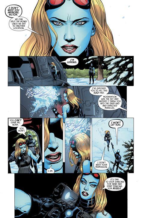 dc comics universe detective comics  spoilers
