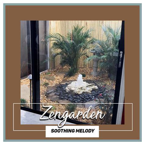 garden zen backyard