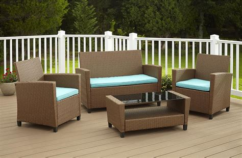 hton bay patio furniture with outdoor wicker sofa
