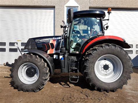 Used Case Ih Case Ih Puma 160cvx Platinum Tractors Year