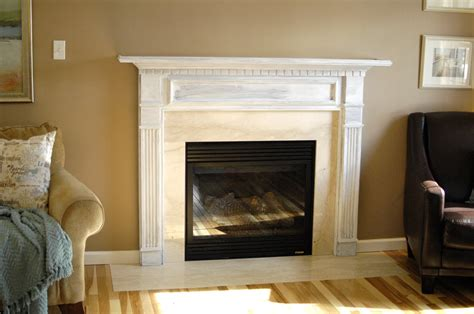 fireplace surround ideas fireplace mantels pictures with regard to fireplace facing fireplace transformation in progress living rich on