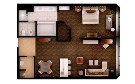 Mgm Grand Floor Plan by Mgm Grand Rooms Suites