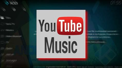 Youtube Music Kodi Add-on • Androidaba.com