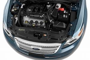 How To Remove Engine Cover 2012 Ford Taurus