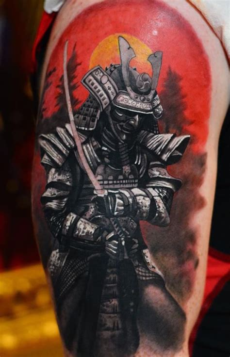 tatouage samourai le tattoo des guerriers tattoo