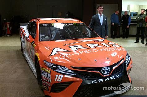 joe gibbs racing top 10 most exciting driver changes of 2017