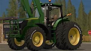John Deere 7r : john deere 7r series 2011 us v1 0 fs17 farming simulator 17 mod fs 2017 mod ~ Medecine-chirurgie-esthetiques.com Avis de Voitures