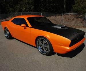 Dodge Barracuda Expected To Be Slightly Redesigned Challenger