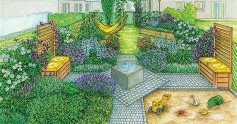 Verwunschener Garten Gestalten by Verwunschener Garten Gestalten Reihenhaus Steensrunning Club