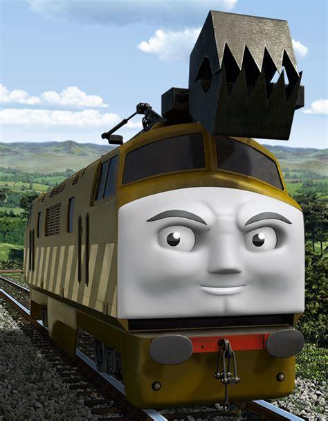 Diesel 10  Thomas The Tank Engine Wikia  Fandom Powered
