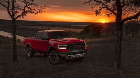 Ram To Build A Body-on-frame Midsize Truck; Will Be Built