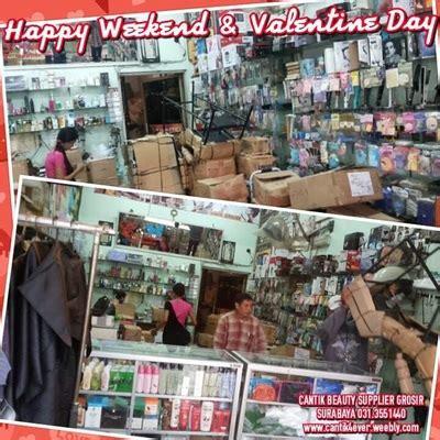 Rak Toko Kosmetik toko grosir distribusi perlengkapan alat kecantikan salon