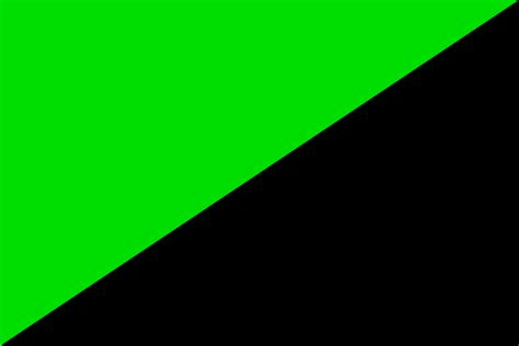 Filegreen And Black Flagsvg  Wikimedia Commons