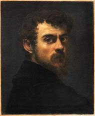 Tintoretto Self Portrait